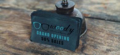Woody-Grand Opening - Εκπτώσεις 50%